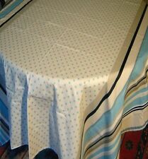 "Provence Teflon coated tablecloth 63x79"" (160x200cm) rectangular Vent du Sud"
