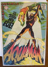 Aquaman #42 Vf 7.5 -8.0 Or Better Dc 1968