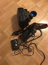 Jvc Vhs Compact Video Camera Camcorder Gr-ax2