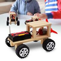 DIY Assembly Physical Science Car Model Kit Educational for Children Toy Gifts