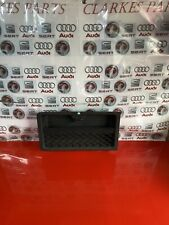 AUDI TT MK1 ROADSTER CONVERTIBLE BLACK FIRST AID CUBBY COMPARTMENT 8N7867401