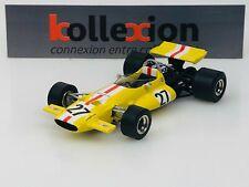 TENARIV MCLAREN M7C Ford n°27 BONGRIP GP F1 USA 1970 J. Bonnier 1.43