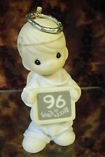 """Precious Moments #183342 """"Peace On Earth...Anyway"""" 1996 Dated-FIGURINE-LOT OF 12"""