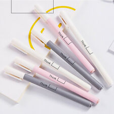 Creative Black Ink Kawaii Stationery School Supplies Gel Pens Office Supplies