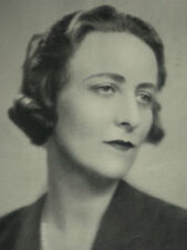 Marchesa Marconi Maria Cristina Bezzi-Scali Bertram Park 1932 Photo Article 6631