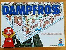 Dampfross (Railway Rivals) - Deutsche Version - Spiel des Jahres 1984