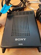 Sony SBAC-US10 SXS  Reader