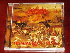 Angelcorpse: Hammer Of Gods CD 2016 Reissue Osmose Productions OPCD047 NEW