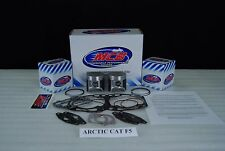 ARCTIC CAT ZR ZL 600 POWDER SPECIAL MCB DUAL RING TOP END PISTON KIT
