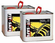 Fit & Safe Diesel Fit 2x 2 Liter