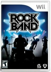 Rock Band (Game Only) Wii Game