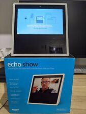 Amazon Echo Show Smart Assistant - White