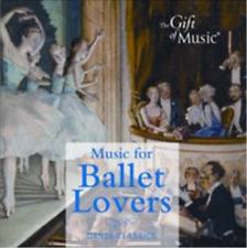 Music for Ballet Lovers  CD NEW