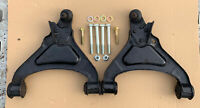 MGF MG TF PAIR FRONT WISHBONE ARMS LEFT RIGHT DRIVERS PASSENGER CW FITTING KIT B