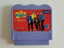 Vtech VSmile - The WIGGLES Cartridge It's Wiggle Time