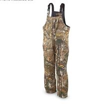 Realtree Men's Insulated Bib Overalls Bibs Realtree Xtra (AX9) XXL 2X Camo Hunt