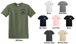 State Dept US Embassy Nicosia Cyprus Short or Long Sleeve Morale T-Shirt
