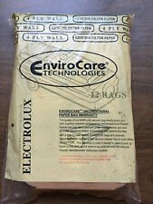 EnviroCare Vacuum Bags for Electrolux Canister - Style C 12 Pack