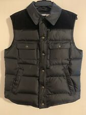 Gant By Michael Bastian Men's Puffer Vest Sz M