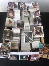 Huge Lot 3 Row (3000) 1990s Basketball cards w/Michael Jordan