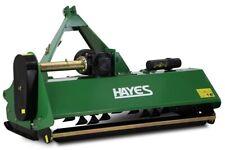 HAYES HEAVY DUTY TRACTOR FLAIL MOWER 1800CUT HYDRAULIC SHIFT - MULCHING SLASHER
