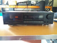 Denon DRM-500 Hi Fi Separates Cassette Recorder Player (407)