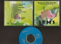 SENS – Masala Tea Waltz, The Silk Road Of The Sea - 1988 Japanese CD excellent