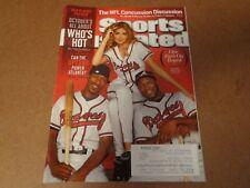 2013 Sports Illustrated-Atlanta Braves BJ Upton Justin Upton Kate Upton #