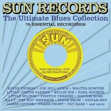 NEW Sun Records: Ultimate Blues Collection (Audio CD)