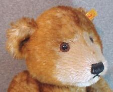 Steiff Classic 1928 Brown Petsy Growler Teddy Bear 16""