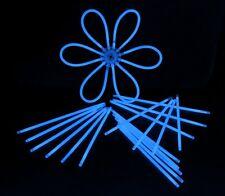 300 Knicklichter 606 teile 6-farben-mix oder einfarbig blau