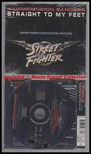 """STREET FIGHTER """"Straight To My Feet"""" (CD Maxi 4 Titres) Hammer 1995 NEUF"""
