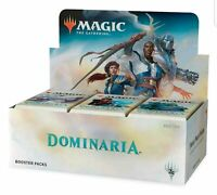 Dominaria Booster Box (ENGLISH) Sealed - Magic the Gathering - MTG - 36 Packs