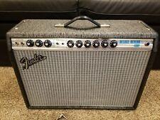 Ltd edition Gunmetal Fender 68 Deluxe Reverb 22-Watt Guitar Tube Amp Amplifier
