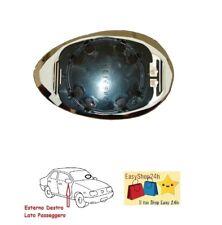 Alfa Romeo 145-146 Piastra specchietto termica con vetro blu dx