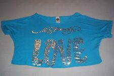 Ed Hardy Love Half T-Shirt Womens Large