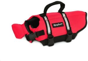 ZippyPaws - Adventure Life Jacket for Dogs - Red - 1 Life Jacket