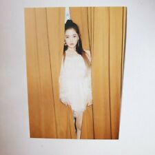"K-POP RED VELVET Mini Album ""RBB"" Official YERI POSTCARD"