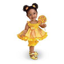 Ashton Drake - Sunshine And Lollipops Poseable Child Doll by Jane Bradbury