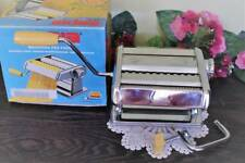 Pasta Maker Machine Model 150 Ampia Brevettata Marcato Italy Stainless