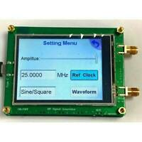 ADF4350 137.5M-4.4G RF Signal Generator Sweep Frequency Generator Touch Screen