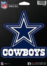 Dallas Cowboys Die Cut Decal-Car Window, Laptop, Tumbler. See Description