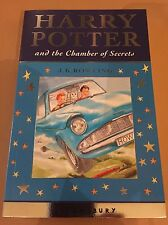 JK Rowling - Harry Potter & the Chamber of Secrets - UK First First Ed PBK