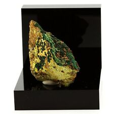 Gillardite + Gaspéite. 63.3 ct. 132 North Ni Mine, Australie. Ultra Rare