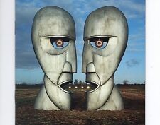 CD PINK FLOYD the division bell ITALY 1994 EX