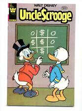 Uncle Scrooge #186    Tic Tac Toe Cover
