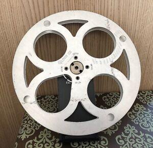 RARE VINTAGE CYLDON  9.5mm  800ft  250m  Film Spool Reel £11.95 OB ALUMINIUM