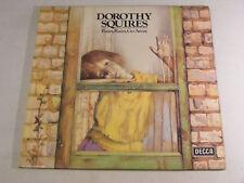 DOROTHY SQUIRES Rain Rain Go Away Ex Decca UK 1970s LP