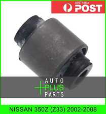 Fits NISSAN 350Z (Z33) 2002-2008 - Rubber Suspension Bush Rear Assembly