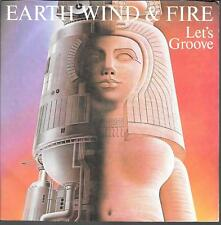 "45 TOURS / 7"" SINGLE--EARTH WIND & FIRE--LET'S GROOVE / INSTRUMENTAL--1981"